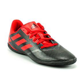 Chuteira Indoor Adidas Artilheira IV Preto - Vermelho 41