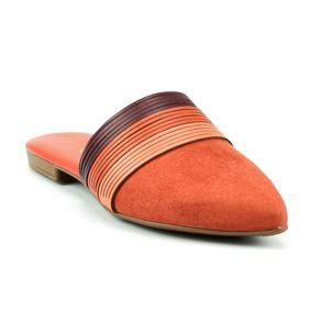 Sapato Mule Color Beira Rio Feminino Nude 40