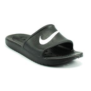Chinelo Nike Kawa Shower Feminino Preto-Branco 39