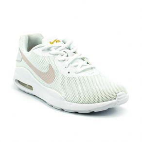 Tênis Nike Air Max Oketo Feminino Branco - Rosa 38