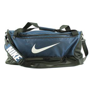 Bolsa Esportiva Nike Brasilia M 9.0 Azul - Preto U1