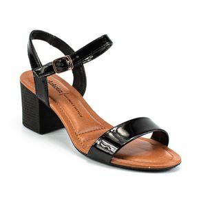 Sandália Salto Grosso Dakota Feminina Preto 35