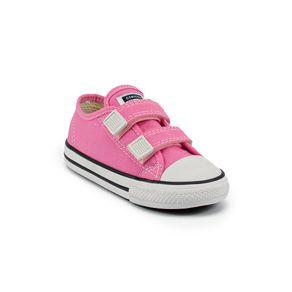 Tênis Converse All Star Bebê Menina   Rosa 22