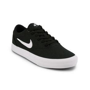 Tênis Nike SB Charge Masculino Preto-Branco 39