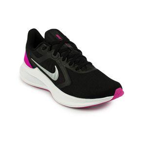 Tênis Nike Downshifter 10 Feminino Preto - Pink 38