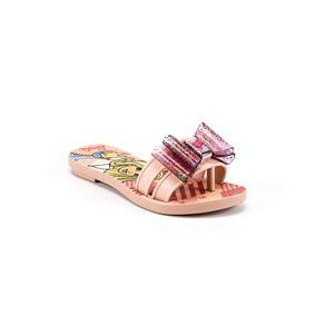 Chinelo Grendene Kids Barbie Cool Dream Meninas Rosa - Pink 24