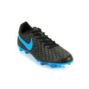 Chuteira Nike Legend 8 Club Campo Preto - Azul 38