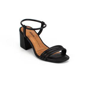 Sandália Salto Dakota Feminina Preto 35