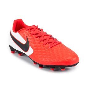 Chuteira Campo Nike Legend 8 Preto-Branco 38
