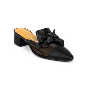 Sapato Mule Vizzano Feminino Preto 36
