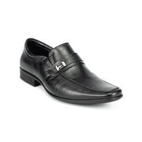 Sapato Social Jota Pe  Masculino Preto 43