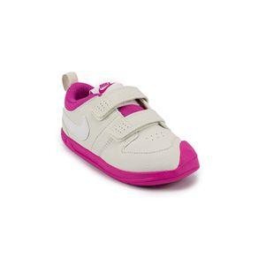 Tênis Nike Pico Menina Branco - Pink 24