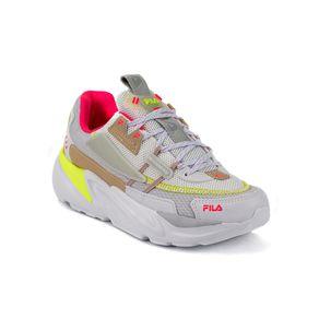 Tênis Fila Invictus Jogging Feminino Branco 34
